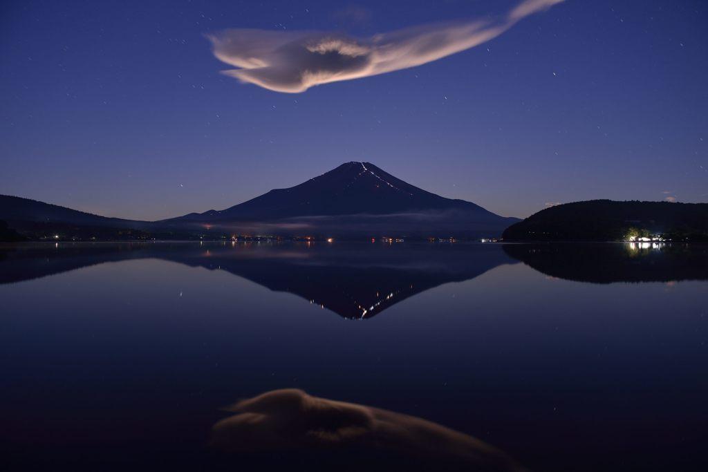 週末の富士山(新作1005)