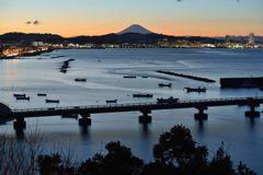 平日の富士山652