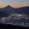 平日の富士山156