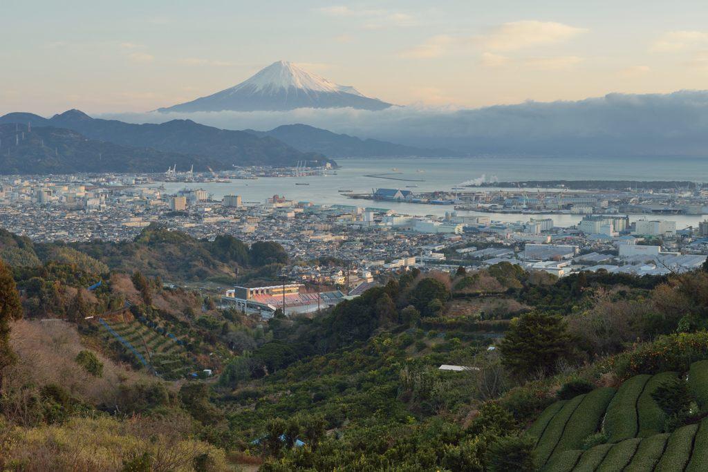 平日の富士山607