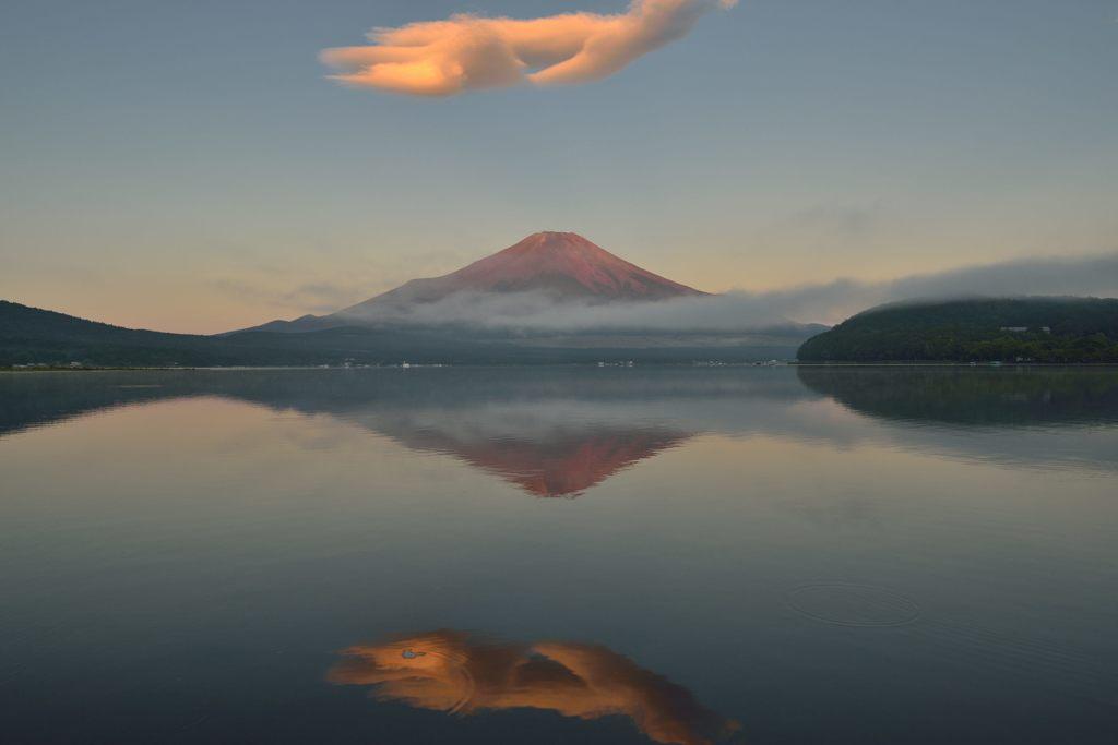 週末の富士山(新作1009)