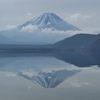 週末の富士山(新作436)