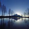 週末の富士山(新作161)
