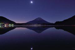 週末の富士山(新作1089)