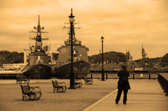 Once upon a time in Yokosuka