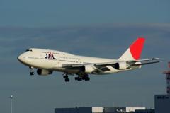 Landing ~JAL機~ 1
