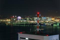 620円の夜景 ~お台場~