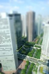 模型「都庁前」