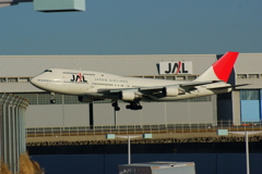 Landing ~JAL機~ 2