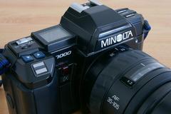 MINOLTA α7000