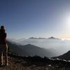 山ガール ~剱岳と御対面~