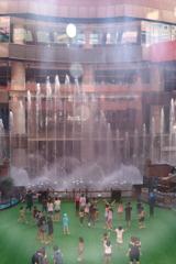 Canal Splash!