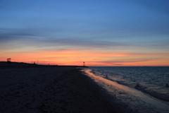 大西洋の夜明け
