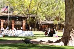 結婚式準備中