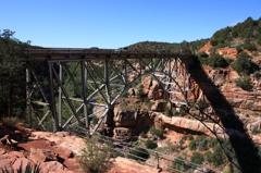 セドナへの鉄橋