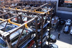 Multi-story parking