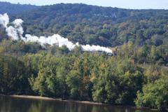 蒸気機関車が行く