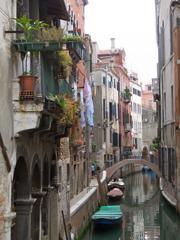 ヴェネチアの路地裏