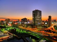 東京ウォーターフロント ~ 夕景