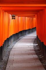 京都旅行(伏見稲荷大社)