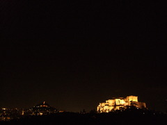 Athen's night