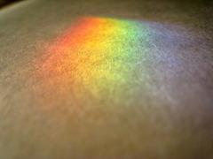 迷い込んだ虹