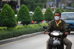 豚インフル対策?!排気ガス対策?!