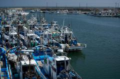 飯岡漁港 震災からの復興