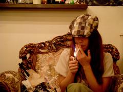 Smoking......