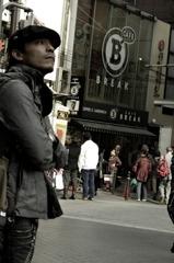 街中days