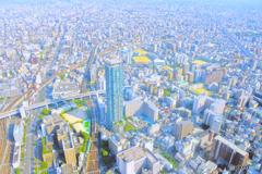 パステルシティ 大阪HDR