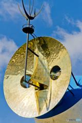 太陽の塔 顔1