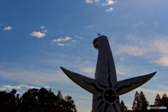 太陽の塔 背面2