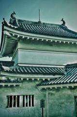 Wakayama castle 02/HDR