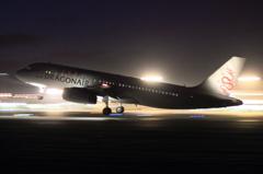夜間飛行のはじまり