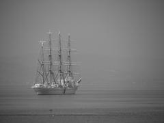 航海への旅立ち