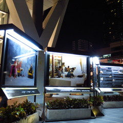 Bangkok city Thaoland - 2012.