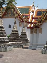 Wat Pho - Bangkok city Thailand 2012