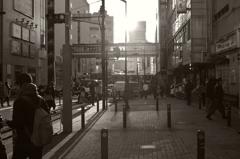 町田繁華街