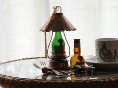 箸枕とフォーク