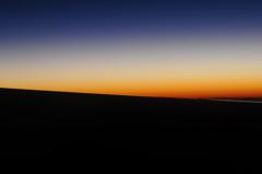 朝と夜の境界線