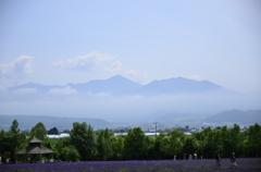 天空の山脈