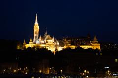 ブダペスト:ドナウ川ナイトクルーズ-3