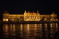 ブダペスト:ドナウ川ナイトクルーズ-7