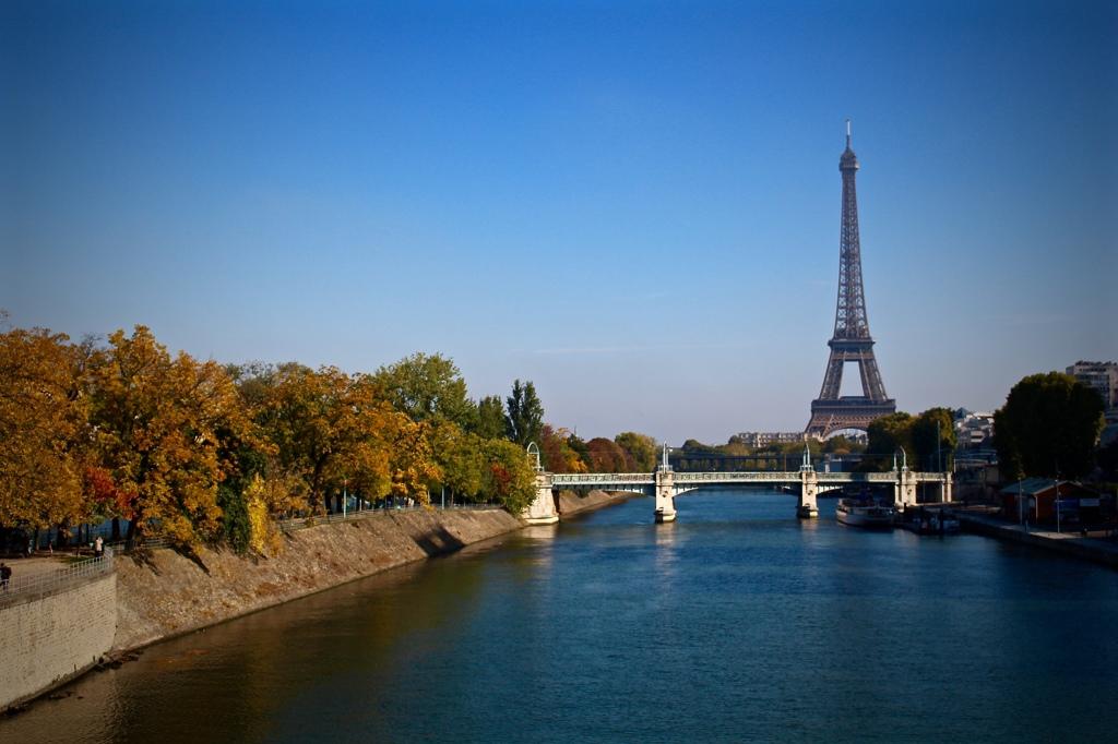 フランス/パリの秋