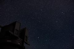 星空 in 西はりま天文台