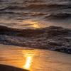 琵琶湖の夕陽 3