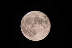 7月17日満月