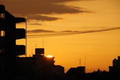 街中sunset 2