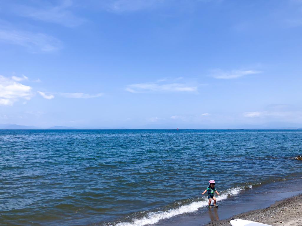 夏 琵琶湖 1